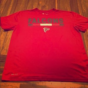 NFL Nike Dri-Fit Atlanta Falcons T-shirt